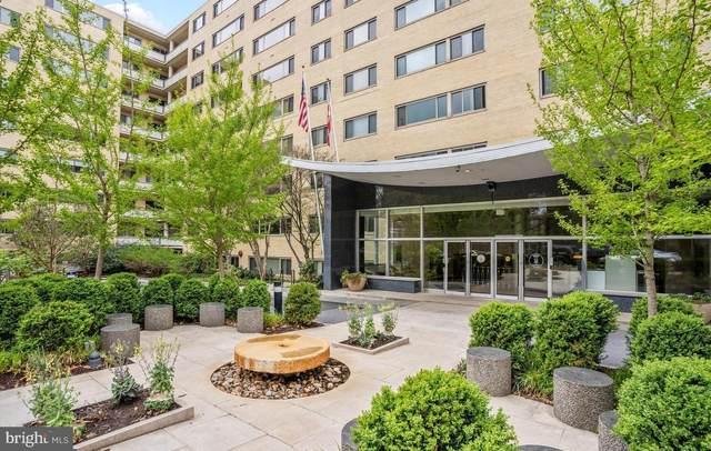 4600 Connecticut Avenue NW #619, WASHINGTON, DC 20008 (#DCDC522400) :: Mortensen Team