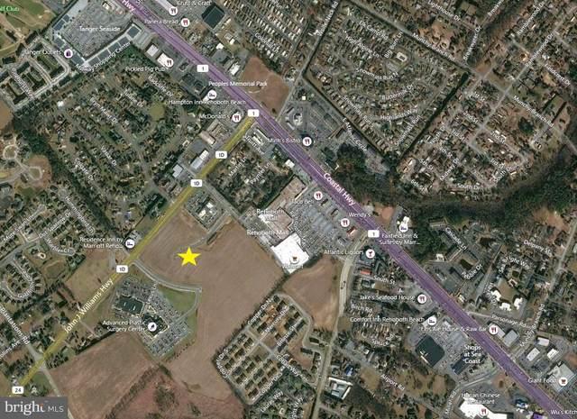 Hood Rd, REHOBOTH BEACH, DE 19971 (#DESU183358) :: Bowers Realty Group
