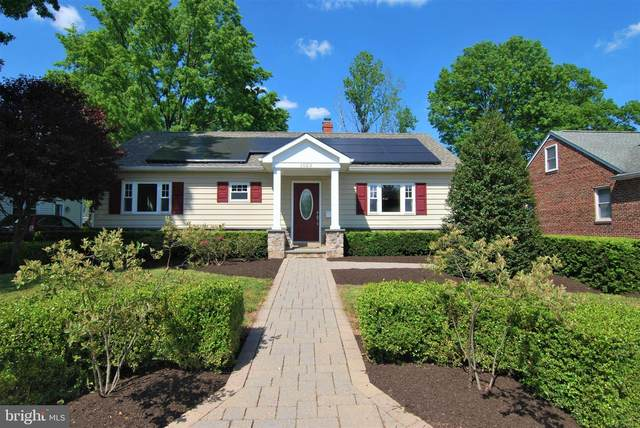 1023 Delaware Avenue, LANSDALE, PA 19446 (#PAMC693770) :: Bowers Realty Group