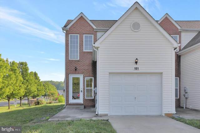 101 Oflannery Court, MARTINSBURG, WV 25403 (#WVBE186150) :: RE/MAX Advantage Realty