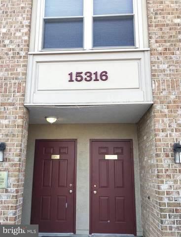 15316 Spencerville Court #101, BURTONSVILLE, MD 20866 (#MDMC759184) :: Eng Garcia Properties, LLC