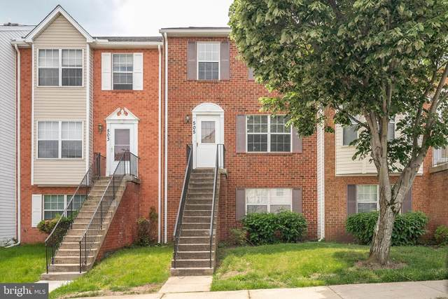 505 Red Coat Place #1003, FORT WASHINGTON, MD 20744 (#MDPG607094) :: Century 21 Dale Realty Co