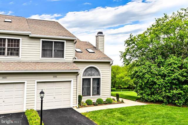 606 Radcliffe Court, NEWTOWN SQUARE, PA 19073 (#PACT536766) :: RE/MAX Main Line