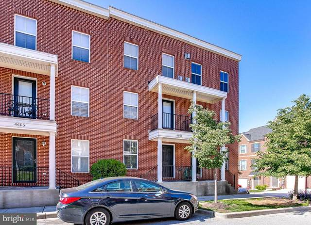 4603 Dillon Street, BALTIMORE, MD 21224 (#MDBA551546) :: The Mike Coleman Team