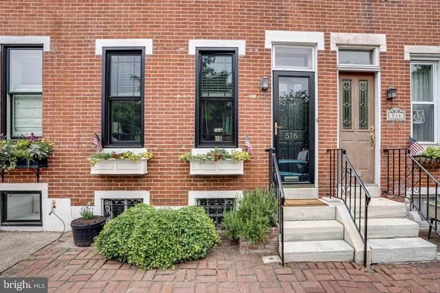 516 S Taney Street, PHILADELPHIA, PA 19146 (#PAPH1019130) :: RE/MAX Main Line