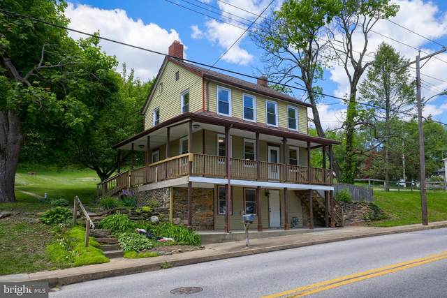 66 S Main Street, SEVEN VALLEYS, PA 17360 (#PAYK158724) :: The Mike Coleman Team