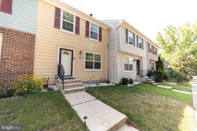953 Saint Michaels Drive, BOWIE, MD 20721 (#MDPG607148) :: The Maryland Group of Long & Foster Real Estate