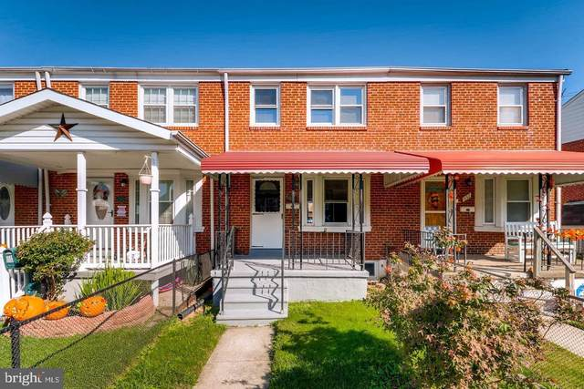 334 Torner Road, BALTIMORE, MD 21221 (#MDBC529674) :: Dart Homes