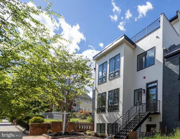 712 Kearny Street NE #2, WASHINGTON, DC 20017 (#DCDC522524) :: Jennifer Mack Properties