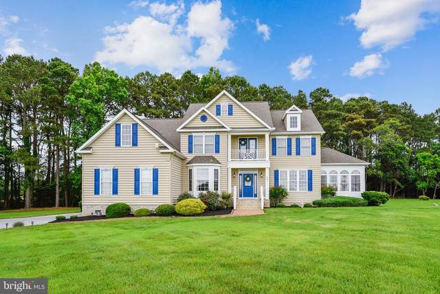 8251 Sea Biscuit Road, SNOW HILL, MD 21863 (#MDWO122582) :: The Matt Lenza Real Estate Team