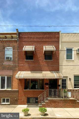 2430 S Garnet Street, PHILADELPHIA, PA 19145 (#PAPH1019160) :: The Mike Coleman Team