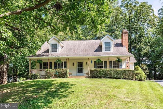 4023 Evergreen Drive, HAMPSTEAD, MD 21074 (#MDCR204692) :: ExecuHome Realty