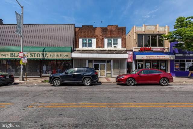 3216 Greenmount Avenue, BALTIMORE, MD 21218 (#MDBA551644) :: The Putnam Group