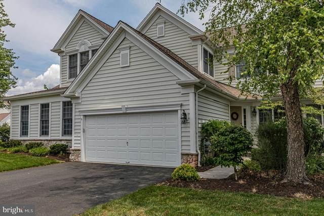 6 Trewbridge Court, PRINCETON, NJ 08540 (MLS #NJME312752) :: The Dekanski Home Selling Team