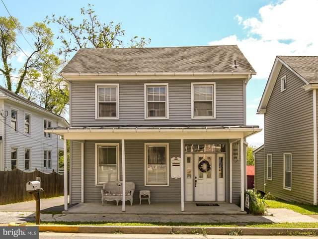 5364 Main Street, STEPHENS CITY, VA 22655 (MLS #VAFV164222) :: PORTERPLUS REALTY