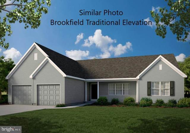 Brookfield Model At Fox Run Creek, DOVER, PA 17315 (#PAYK158762) :: The Mike Coleman Team