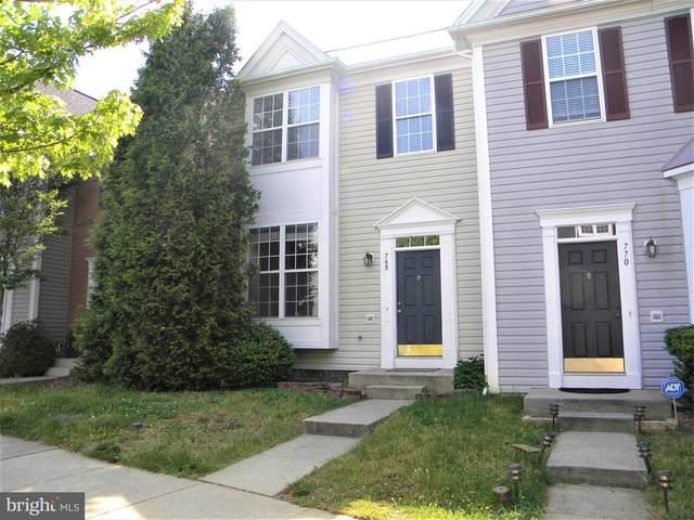 768 Howards Loop #57, ANNAPOLIS, MD 21401 (#MDAA468894) :: Dart Homes