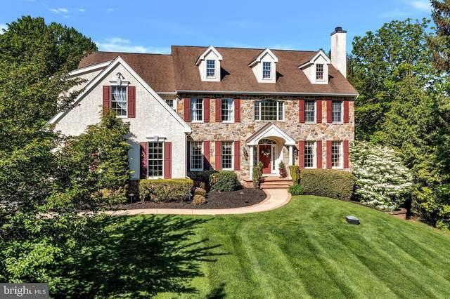 1119 Oak Hollow Drive, DOWNINGTOWN, PA 19335 (#PACT536862) :: Shamrock Realty Group, Inc