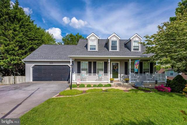 18518 Manassas Drive, HAGERSTOWN, MD 21740 (#MDWA179922) :: The Riffle Group of Keller Williams Select Realtors