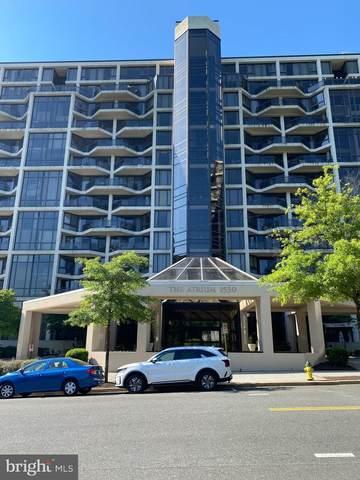 1530 Key Boulevard #426, ARLINGTON, VA 22209 (#VAAR181800) :: The Vashist Group