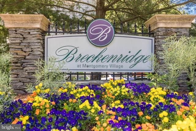 9906 Boysenberry Way 115-27, GAITHERSBURG, MD 20879 (#MDMC759402) :: Erik Hoferer & Associates