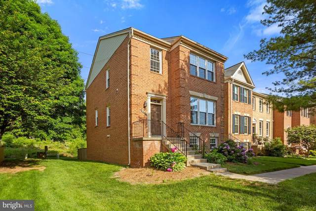 4015 Murdstone Court, FAIRFAX, VA 22033 (#VAFX1202806) :: Shamrock Realty Group, Inc