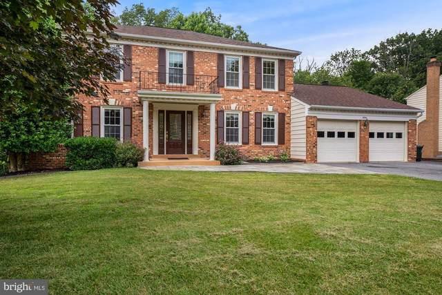 3016 Brownstone Court, BURTONSVILLE, MD 20866 (#MDMC759440) :: Eng Garcia Properties, LLC