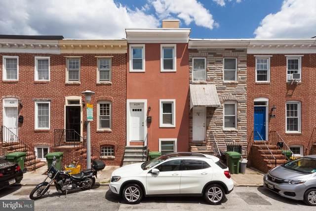 629 Wyeth Street, BALTIMORE, MD 21230 (#MDBA551700) :: Bowers Realty Group