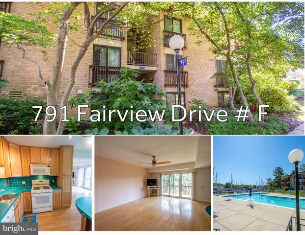 791 Fairview Avenue F, ANNAPOLIS, MD 21403 (#MDAA468954) :: AJ Team Realty