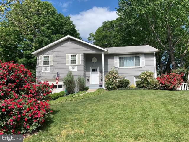 4302 Granada Street, ALEXANDRIA, VA 22309 (#VAFX1202850) :: SURE Sales Group
