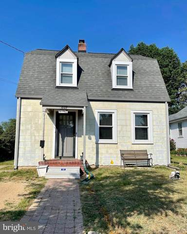 809 Moncure Street, FREDERICKSBURG, VA 22401 (#VAFB119136) :: Shamrock Realty Group, Inc