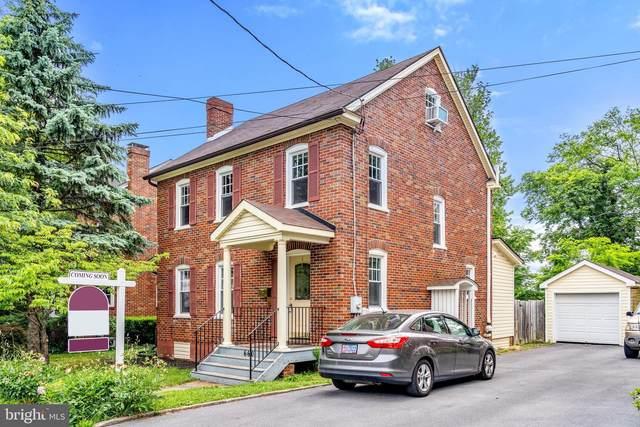 660 Pennsylvania Avenue, WINCHESTER, VA 22601 (#VAWI116228) :: The Schiff Home Team