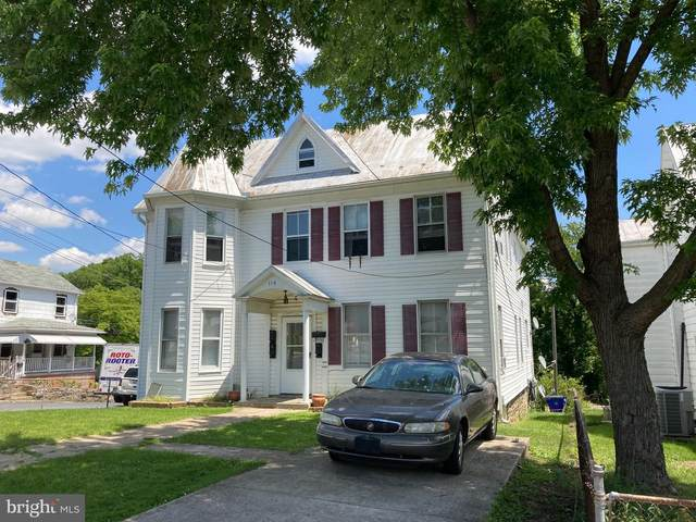 118 First, BRUNSWICK, MD 21716 (#MDFR282816) :: ExecuHome Realty