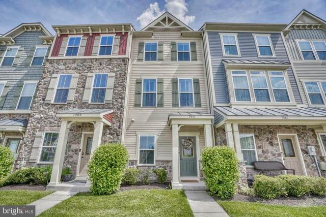 7911 Trailview Crossing, GLEN BURNIE, MD 21060 (#MDAA468992) :: Bowers Realty Group