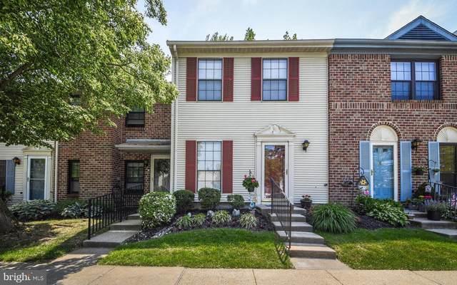 12 Arthur Place, LAWRENCE TOWNSHIP, NJ 08648 (#NJME312794) :: Rowack Real Estate Team
