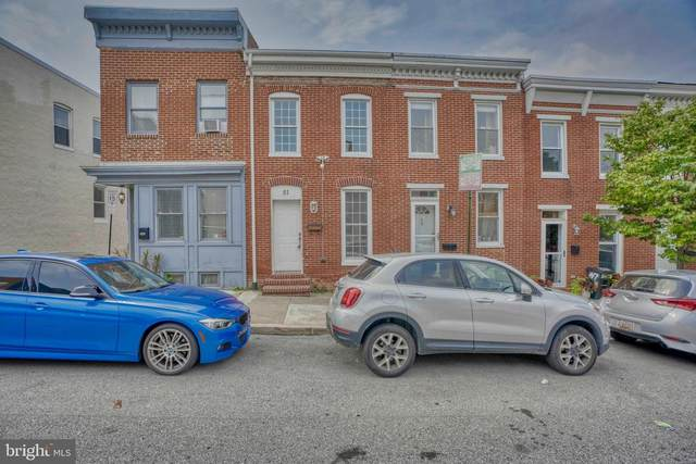 51 E Heath Street, BALTIMORE, MD 21230 (#MDBA551760) :: Hergenrother Realty Group