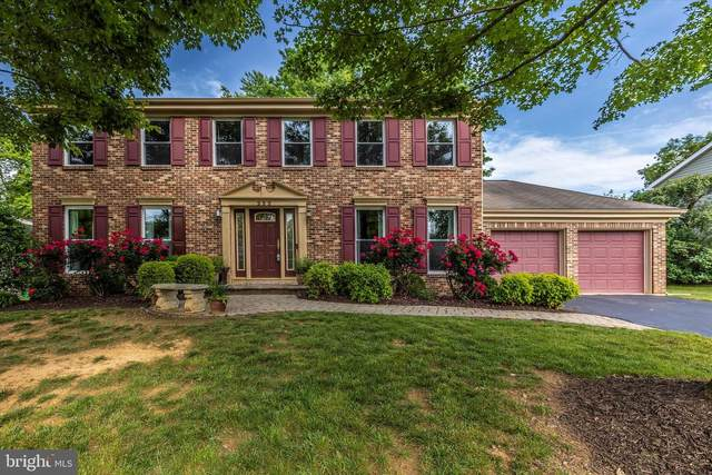 222 Cobble Way, WALKERSVILLE, MD 21793 (#MDFR282830) :: The Sky Group