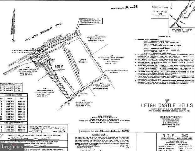 Old New Windsor Pike, WESTMINSTER, MD 21157 (#MDCR204734) :: Keller Williams Flagship of Maryland