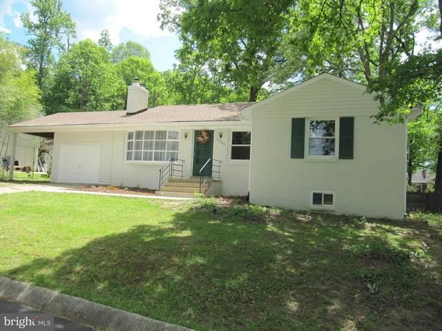10041 Worrell Avenue, GLENN DALE, MD 20769 (#MDPG607286) :: AJ Team Realty