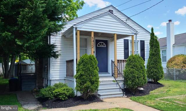 5412 Clifton Avenue, BALTIMORE, MD 21207 (#MDBC529830) :: The Redux Group