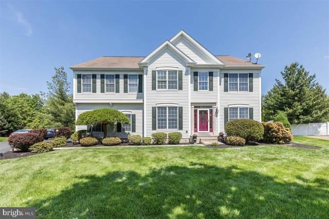 5 Van Marter Court, PRINCETON, NJ 08540 (#NJME312802) :: Holloway Real Estate Group