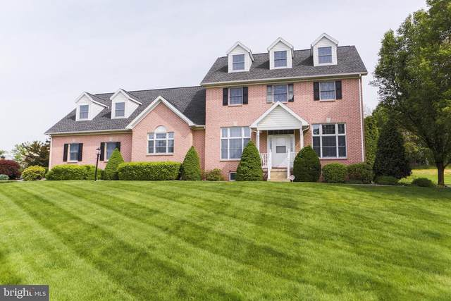 1484 Quilters Court, CHAMBERSBURG, PA 17202 (#PAFL180010) :: The Jim Powers Team