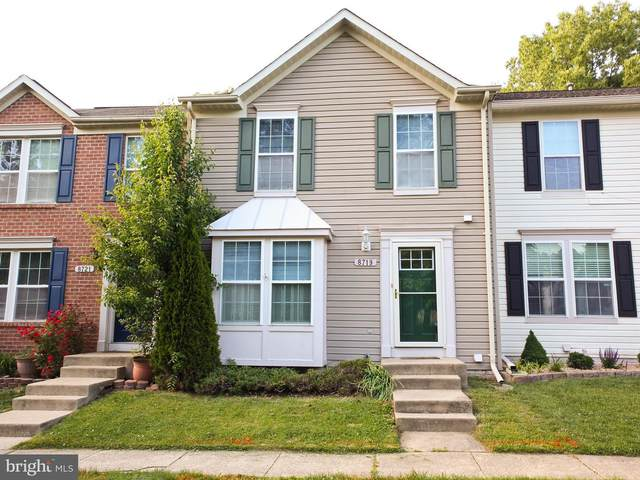 8719 Thornbrook Drive, ODENTON, MD 21113 (#MDAA469038) :: RE/MAX Advantage Realty
