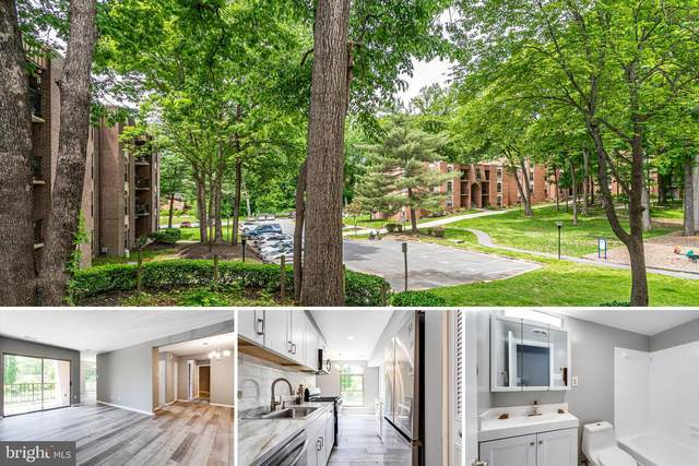 3334 Woodburn Village Drive #13, ANNANDALE, VA 22003 (#VAFX1203040) :: RE/MAX Cornerstone Realty