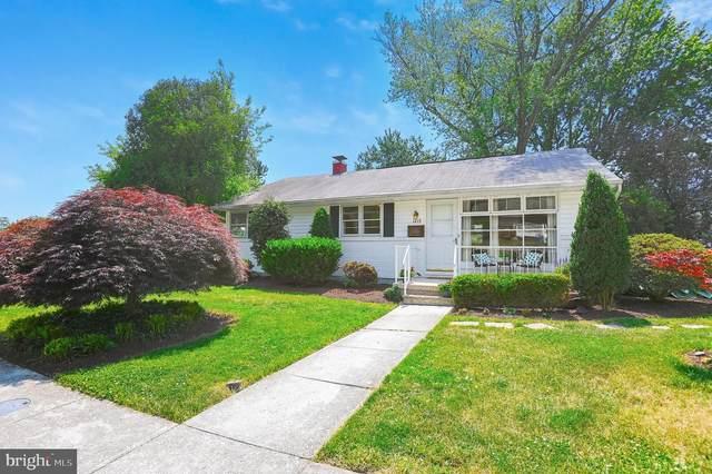 1219 Mccurley Avenue, BALTIMORE, MD 21228 (#MDBC529864) :: Eng Garcia Properties, LLC