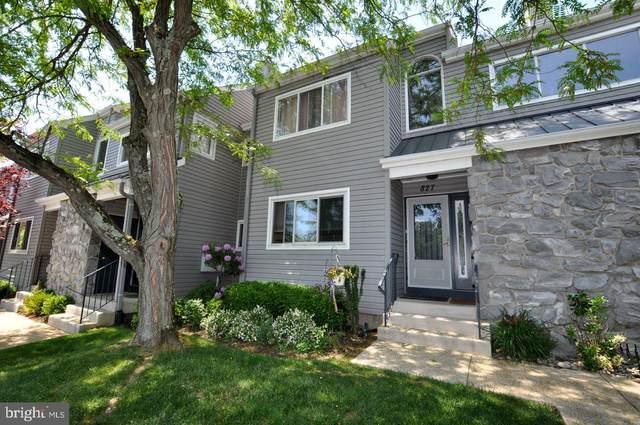 827 Chanticleer, CHERRY HILL, NJ 08003 (#NJCD420436) :: Rowack Real Estate Team