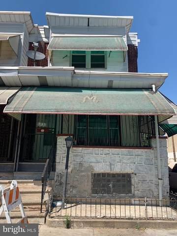 1331 E Airdrie Street, PHILADELPHIA, PA 19124 (#PAPH1019874) :: Nesbitt Realty