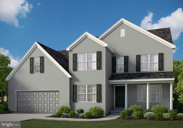 Cambridge Model At Eagles View, YORK, PA 17406 (#PAYK158900) :: Realty ONE Group Unlimited