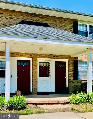 56-8 Garden View Terrace #8, HIGHTSTOWN, NJ 08520 (#NJME312860) :: Ramus Realty Group