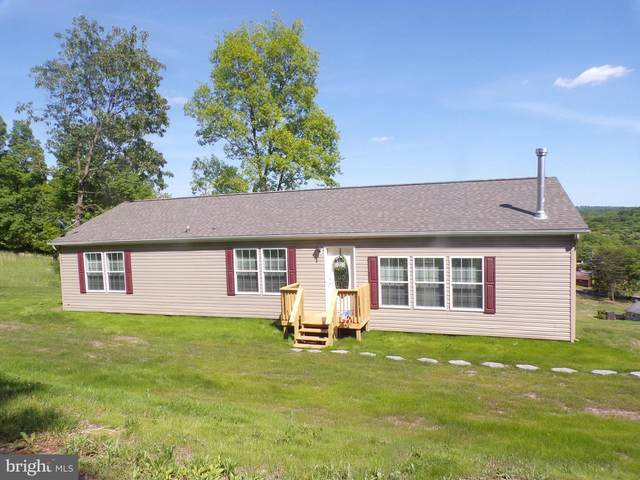 126 ROGERS RIDGE DR, RIDGELEY, WV 26753 (#WVMI111934) :: Berkshire Hathaway HomeServices McNelis Group Properties